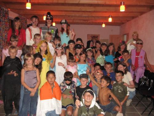 Holiday camps for children