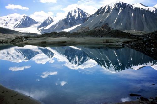 Nature of Kyrgyzstan